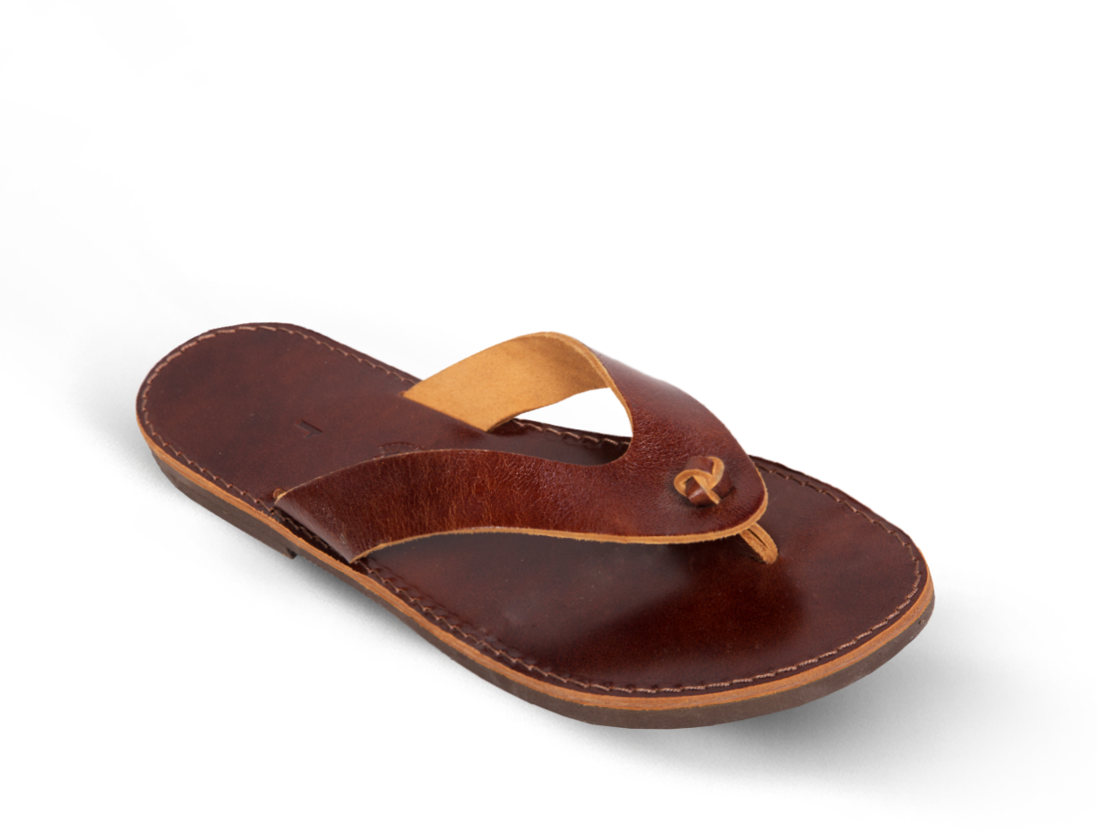 b929d62bf63 Home Greek leather sandals Leather sandals for men Men s leather Greek  sandals from 100% genuine leather