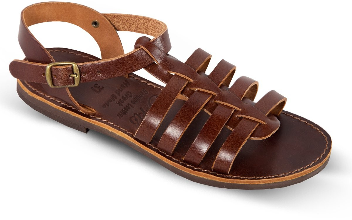 45b7a38a685 Home Greek leather sandals Leather sandals for men Men s leather sandals