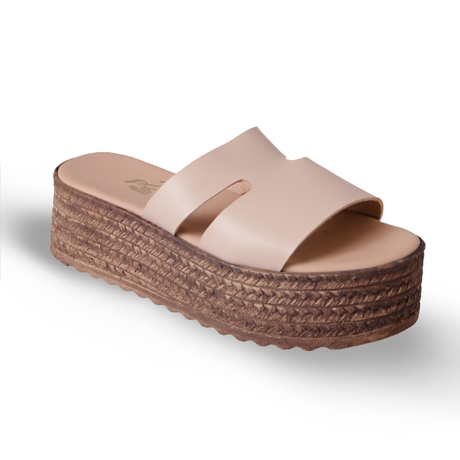 Women's leather  sandals from 100% genuine leather
